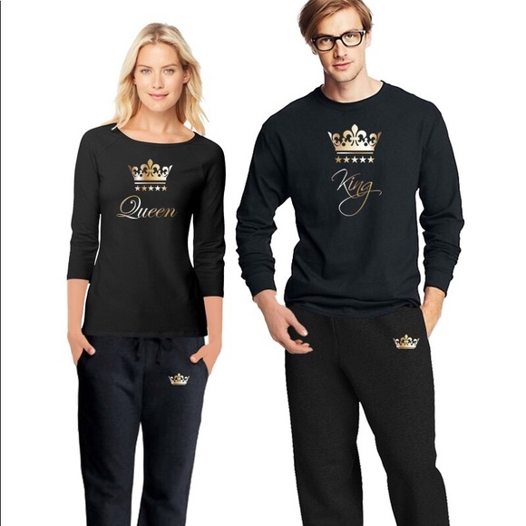 NEW Pajama set for two - his and hers matching pjs bf072ae0d